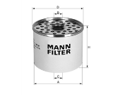 P917X MANN-FILTER COMBUSTIBLE