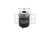 WK8123 MANN-FILTER COMBUSTIBLE