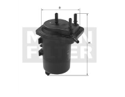 WK939/8X MANN-FILTER COMBUSTIBLE