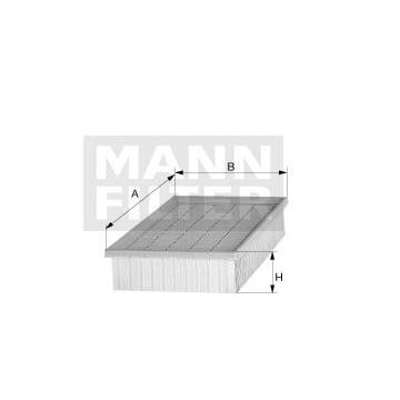 C20106 MANN-FILTER