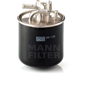 Mann Filter WK1136 Filtro Combustible