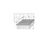C37153 MANN-FILTER AIRE