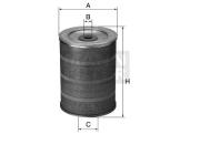 H341480/15 MANN-FILTER ACEITE