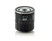 W712 MANN-FILTER ACEITE