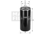 WD950/2 MANN-FILTER HIDRAULICA
