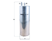 KL229/5 MAHLE COMBUSTIBLE