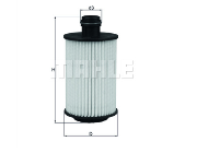 OX1012D MAHLE ACEITE
